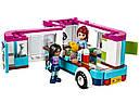 """Конструктор Bela Friends 10729(Lego Friends 41319)"""" Горнолыжный Курорт: Фургончик С Горячим Шоколадом"""" 254 дет, фото 2"""