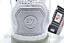 Кроссовки женские в стиле Nike Air Max More, White, фото 2