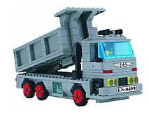 """Конструктор """"Военный самосвал"""" Brick 0499 235дет."""