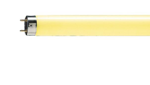 Лампа TL-D 36W Yellow G13 PHILIPS
