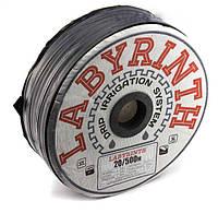 Лента капельного полива LABYRINTH 0,2 мм 8 mils/30 см (500 м)
