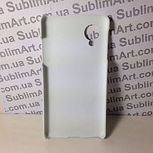 Чехол для 3D сублимации на LG Google Nexus 5 глянцевый, фото 3