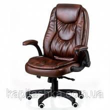 Крісло офісне Special4You Oskar Brown (E5258)
