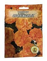Семена бархатцев Оранжевые 2 г