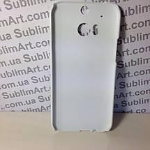 Чехол для 3D сублимационной печати на HTC One M8 глянец, фото 2