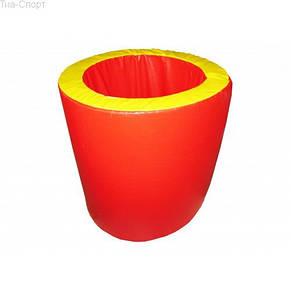 Цилиндр для игровой комнаты, фото 2