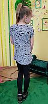 Копия Туника детская с евросеткой Звезда р.122-140, фото 3