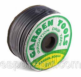 Лента для капельного полива GARDEN TOOLS 0,15 мм 6 mils/10 см (500  м)