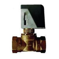 Клапан двухходовой с сервомотором NVMZ