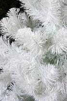 Елка Белая 1.50 м ель ели ёлка ёлки елка елки сосна искусственная штучна ялинка ялинки сосни, фото 3