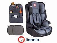 Автокресло группа 1/2/3 (9-36 кг) Lionelo Nico, фото 1