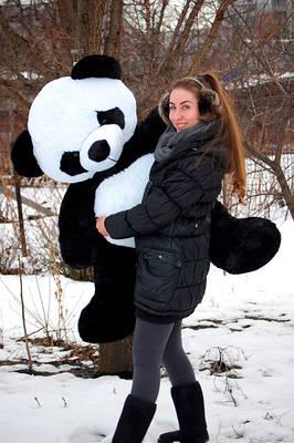 """Плюшевый мишка """"Панда"""", 160 см."""