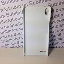 Чехол для 3D сублимации на Huawei P6 глянцевый, фото 2