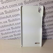 Чехол для 3D сублимации на Huawei P6 глянцевый, фото 3