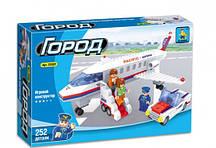 Конструктор Ausini 25502 Самолет, 252 дет