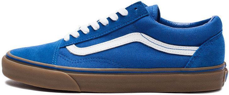 Vans Old Skool Olympian Blue Gum Sole White   кеды женские и мужские вэнс   синие b274da6c80e