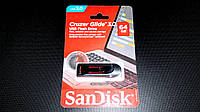 SanDisk USA, Flash Drive 64GB USB 3.0, Cruzer Glide 3.0, Флешка Оригинал, Заводская Упаковка, SDCZ600-064G-A, фото 1