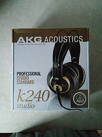 Наушники AKG K240 Studio