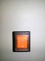Кнопка переключатель для вибростола KCD2 с защитным колпачком