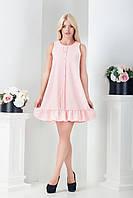 Женское летнее платье-трапеция (Абби mrb)