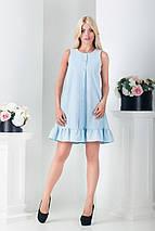 Женское летнее платье-трапеция (Абби mrb), фото 2