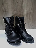 Демисезонные  ботинки из натуральной кожи  LEXI3017, фото 1