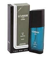 "Мужская туалетная вода  ""Parfums Parour Lomani"""