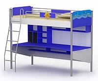 Кровать+стол Оd-16-1 Ocean