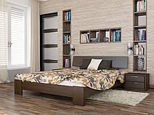 Дерев'яне ліжко Титан 1.6