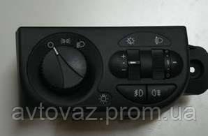 Блок управління світлотехнікою з протитуманними фарами Люкс ВАЗ 2170 Пріора АВАР