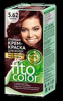 Стойкая крем-краска для волос FITOCOLOR, цвет бургунд