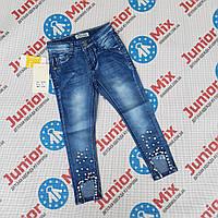 Модные детские джинсы для девочек оптом Papillon