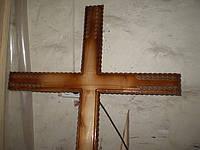 Крест деревяный (катол православ)