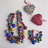 Браслет с бусинами Merry цветной, фото 2