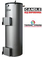 Котел длительного горения Candle (Кендл) 33 кВт с механическим регулятором тяги