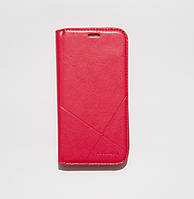 Чехол-книжка для смартфона Samsung J3 2017 J330 красная