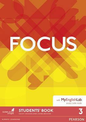 Учебник Focus 3 Student's Book with MyEnglishLab, фото 2