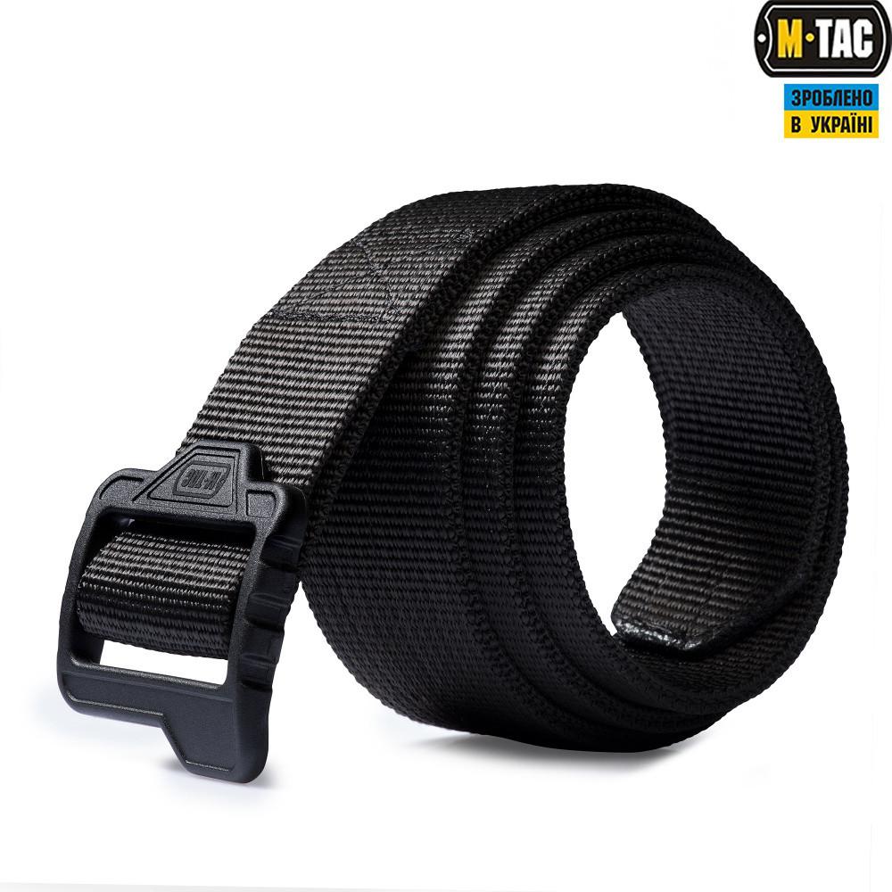 M-tac ремень double duty tactical black belt