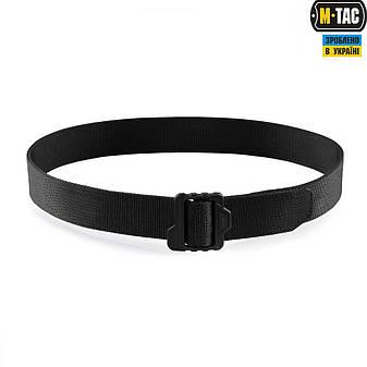 M-Tac ремень Double Duty Tactical Belt Black, фото 2