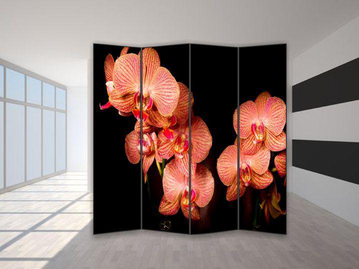 """Ширма декоративна"""" Орхідеї"""""""