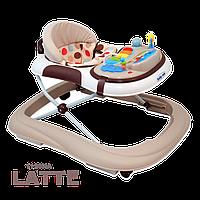 Ходунки для деток BABY MIX  0416s бежевый