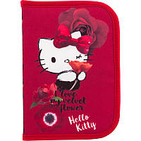 Пенал школьный Kite Hello Kitty HK18-622