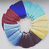 Дизайнерские серьги Дарин серые, фото 2