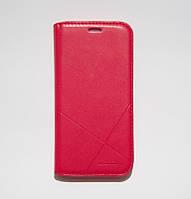 Чехол-книжка для смартфона Samsung J5 2017 J530 красная, фото 1