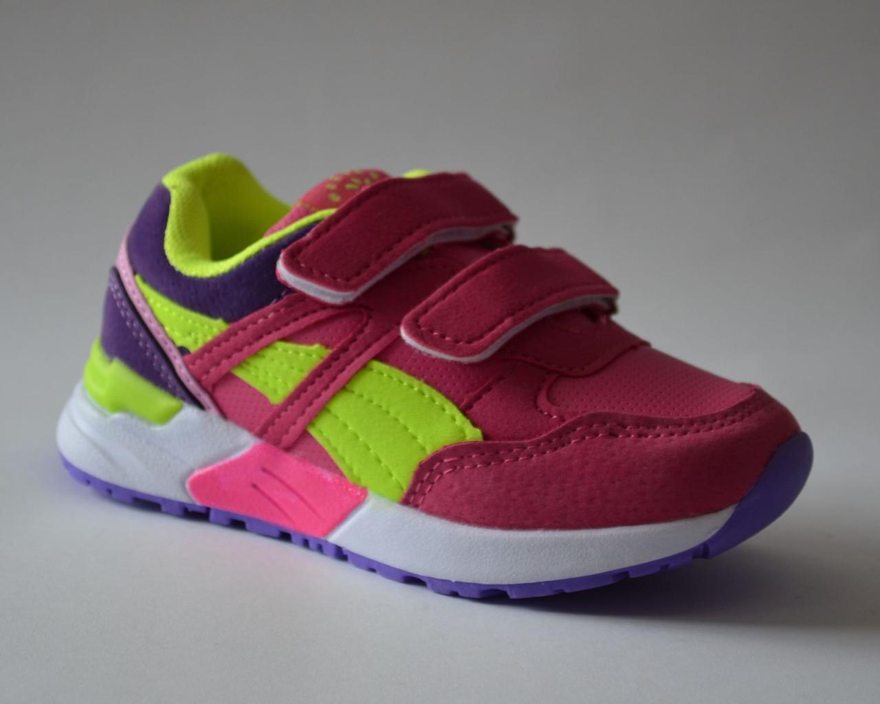 3b11f0e8 Модные и яркие кроссовки на девочку KLF 27-30 р., цена 319 грн ...