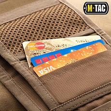 M-Tac кошелек с липучкой Elite Coyote, фото 2