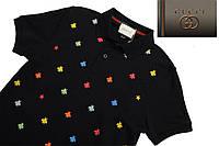 Gucci мужская футболка поло гуччи купить в Украине качественную футболку
