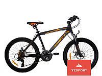 Горный подростковый велосипед Azimut Omega 24 GD