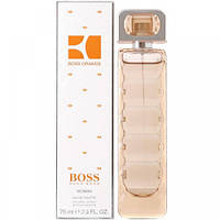 Женская туалетная вода Hugo Boss Boss Orange Eu de Toilette (EDT) 75ml