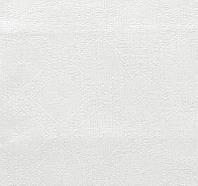 Льняная жаккардовая салфетка белого цвета